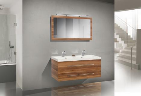 badm bel set badezimmerm bel salerno design badset 120 cm doppelwaschtisch neu kaufen bei. Black Bedroom Furniture Sets. Home Design Ideas