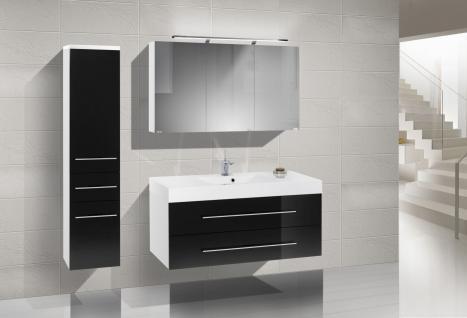 badm bel set komplett badezimmer badset badezimmerm bel spiegelschrank 120 cm kaufen bei. Black Bedroom Furniture Sets. Home Design Ideas