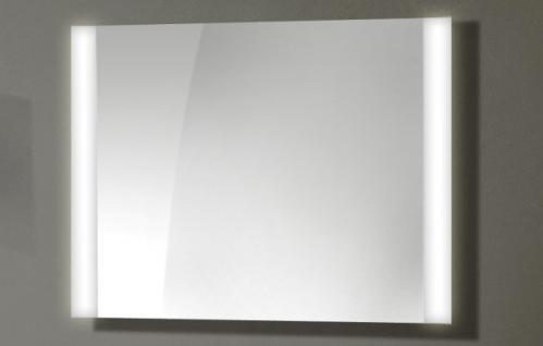 BADMÖBEL SET DESIGN BADEZIMMER BADSET MIT LICHTSPIEGEL KERAMAG 4U WASCHTISCH - Vorschau 4