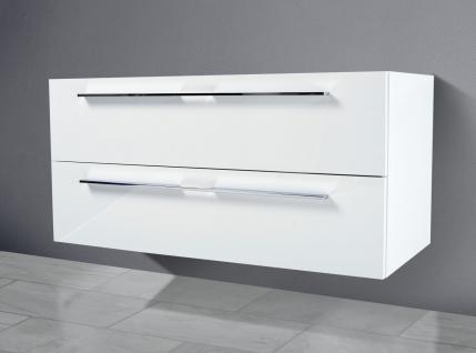 Waschtisch Unterschrank zu Duravit D-Code 85 cm Waschbeckenunterschrank Neu - Vorschau 1