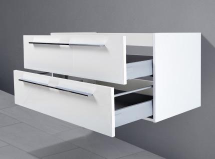 Unterschrank zu Duravit Vero 100 cm , Waschbeckenunterschrank Neu - Vorschau 4