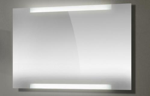 BADMÖBEL SET DESIGN BADEZIMMER BADSET inkl. LICHTSPIEGEL KERAMAG 4U WASCHTISCH - Vorschau 4