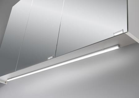 Spiegelschrank Bad 120 cm LED Beleuchtung doppelseitig verspiegelt - Vorschau 4