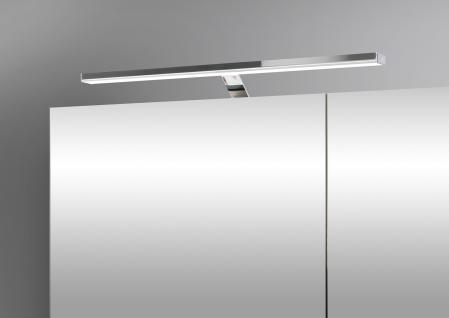 Spiegelschrank Bad 70 cm LED Beleuchtung doppelt verspiegelt - Vorschau 3