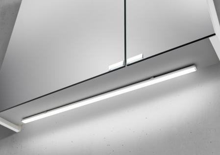 Spiegelschrank Bad 70 cm LED Beleuchtung mit Farbwechsel doppelt verspiegelt - Vorschau 4