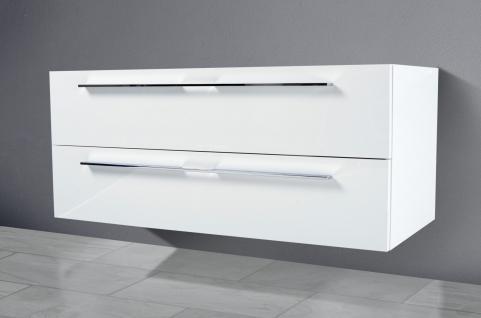 Unterschrank zu Duravit Vero 125 cm Waschtisch , Waschbeckenunterschrank Neu