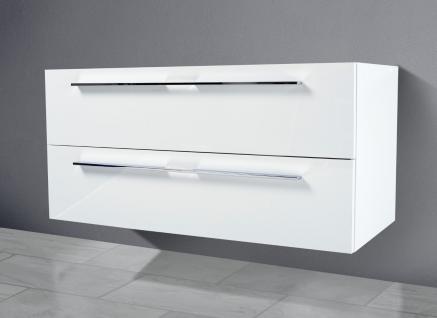 unterschrank zu keramag icon 120 cm doppelwaschtisch 1 ablauf kosmetikeinsatz kaufen bei. Black Bedroom Furniture Sets. Home Design Ideas