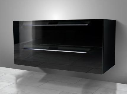 Unterschrank zu My Style Doppelwaschtisch 130 cm Waschbeckenunterschrank Neu