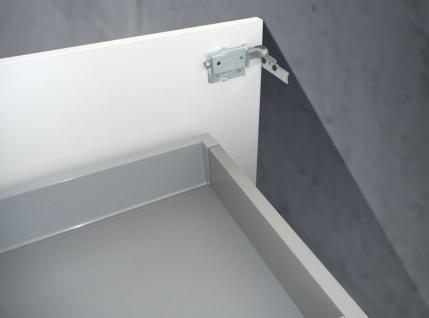Unterschrank zu Duravit Vero 80 cm mit Kosmetikeinsatz Waschbeckenunterschrank - Vorschau 4
