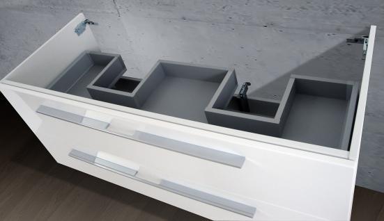 Unterschrank zu Ideal Standard Daylight Waschtisch 130 cm Doppelwaschtisch - Vorschau 4