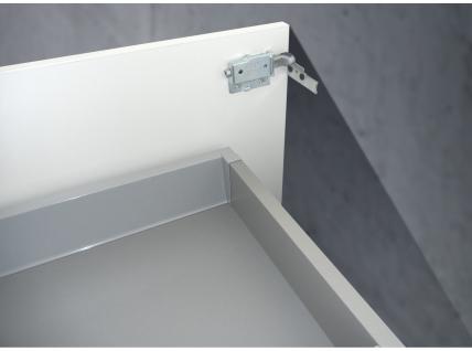 Unterschrank zu Keramag myDay Doppelwaschtisch 130 cm Waschbeckenunterschrank