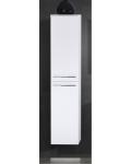 Design Hochschrank Bad Badmöbel Maße: H/B/T 160/35/33 cm, komplett vormontiert