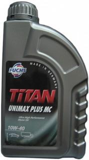 10W-40 TITAN Unimax Plus MC