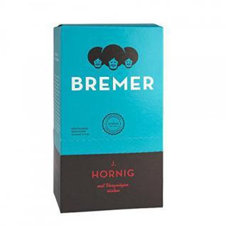 Röstkaffee J. Hornig Bremer gemahlen