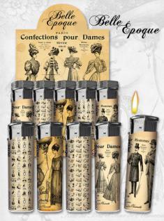 Feuerzeug Belle Epoque