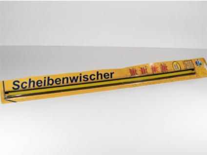 """Wischerblatt """" gelb"""""""