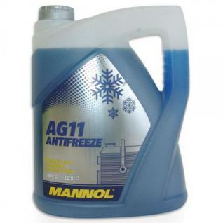 Kühlerfrostschutz Antifreeze AG11 Longterm