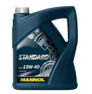 15W-40 Standard