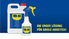 WD-40 Großgebinde + Zerstäuberflasche