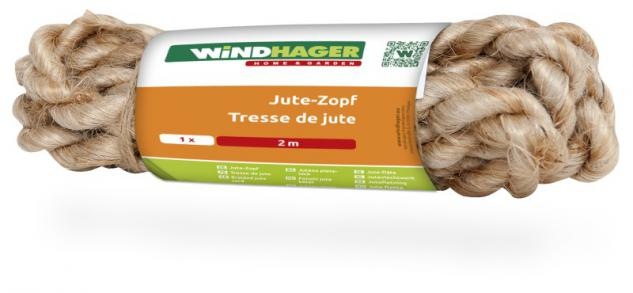 Windhager Jutezopf 12mm x 2m 1