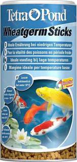 Tetra Pond Wheatgerm Sticks 1 L