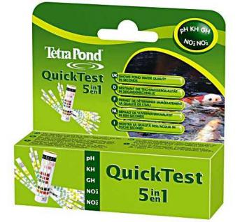 Tetra Pond QuickTest 5in1 250 g