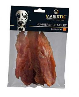 MAJESTIC Hühnerbrust-Filet getrocknet 70g