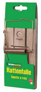 Windhager Holz-Rattenfalle Sb