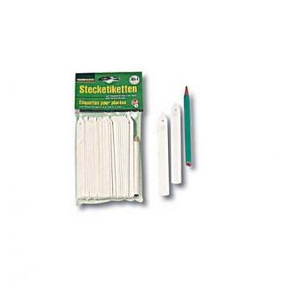 Windhager Stecketiketten 50 Stk.+1 Stift