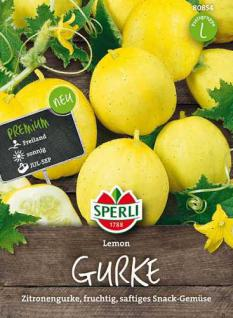 Sperli Salatgurke Lemon