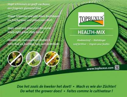 Topbuxus Health-Mix Blattdünger, 10 Tabletten 3