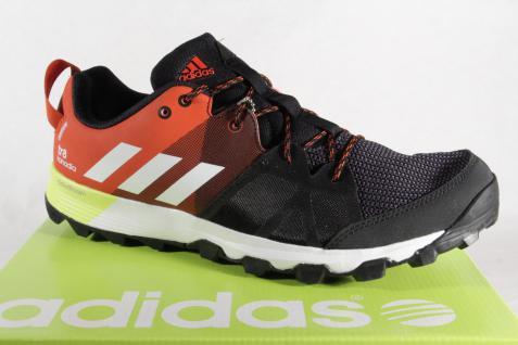 Adidas Herren Sportschuhe Laufschuhe Turnschuhe TR8 Kanadia schwarz/rot NEU