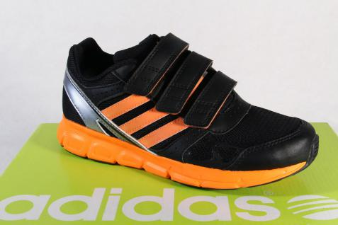 Adidas Sportschuhe Laufschuhe Hyperfast schwarz/orange NEU!