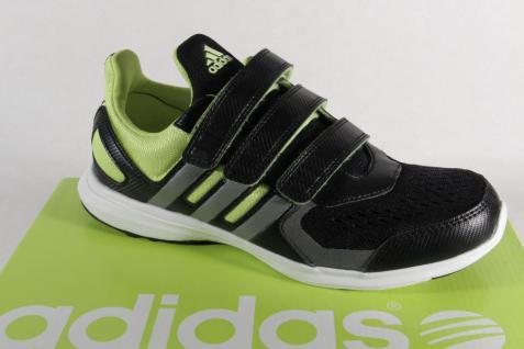 Adidas Hyperfast Sportschuhe Laufschuhe Halbschuhe schwarz/gelb NEU