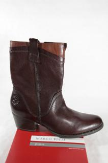 Marco Tozzi Damen Stiefel 25377 Stiefelette braun Leder NEU! SP. 59, 00 €
