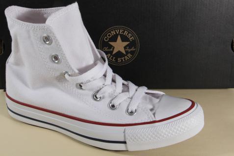 Converse All Star Stiefel Boots Schnürstiefel weiss, Textil/ Leinen, M7650 Neu!!!