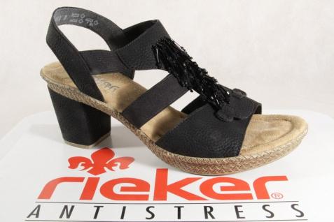 rieker sandalen damen online bestellen bei yatego. Black Bedroom Furniture Sets. Home Design Ideas