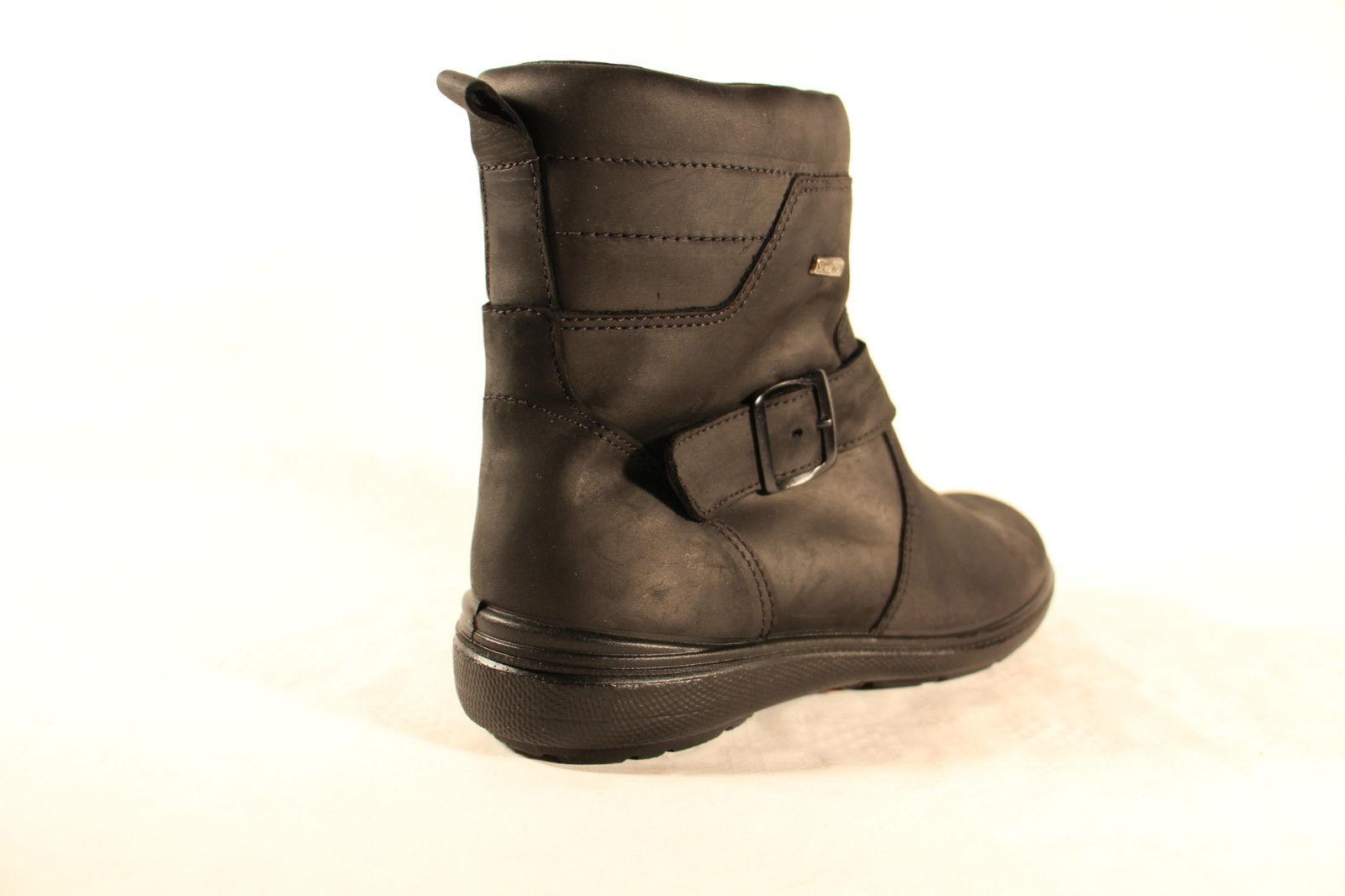jomos damen stiefeletten boots winterstiefel schwarz sympatex 806805 neu kaufen bei schuh. Black Bedroom Furniture Sets. Home Design Ideas