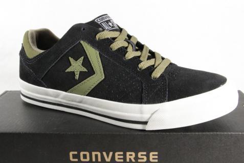 Converse All Star Stiefel Schnürschuhe Sneaker Echtleder blau Neu!