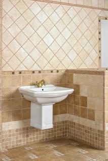 design wand h nge waschbecken inkl s ule keramik keramik wc retro classic kr14 kaufen bei. Black Bedroom Furniture Sets. Home Design Ideas