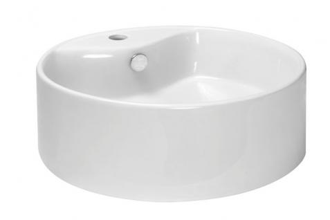Spulstein aufsatz waschbecken waschtisch keramik for Spülstein keramik