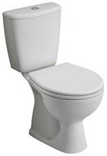Design Wc Toilette Stand komplett set Spülkasten Aus KERAMIK Mit Sitz Senkrecht