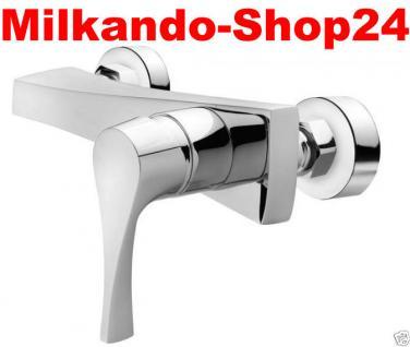 Design Einhandmischer Bad Badezimmer Wasserhahn Chrom Dusch Armatur SE4 Wanne