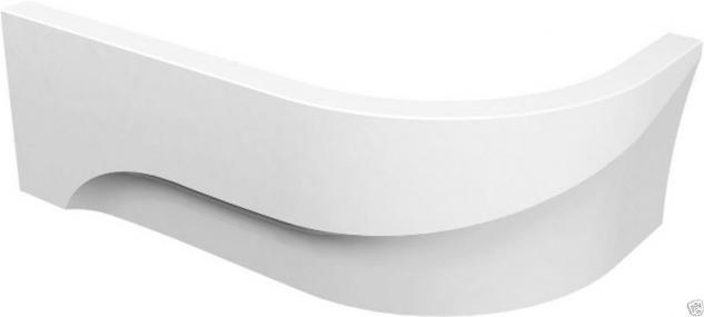 Badewanne Wanne eckig Eckwanne 160 x 90 cm inkl. Schürze + Ablauf + Füße Top Set - Vorschau 2