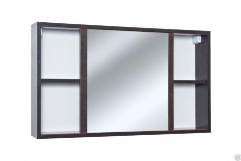 Spiegelschrank Eckspiegelschrank Spiegel Badschrank Spiegeleckschrank Roma 700 - Vorschau 2