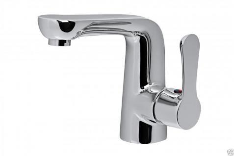 Design Waschbecken-/Waschtisch-Armatur Einhebelmischer Mischbatterie WC/Bad C01 - Vorschau 1
