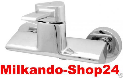 Design Wannenfüller Bad Badezimmer Wasserhahn Chrom Badewanne Armatur VE04 - Vorschau 1