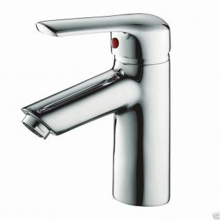 Design Waschbecken-/Waschtisch-Armatur Einhebelmischer Mischbatterie WC/Bad M01