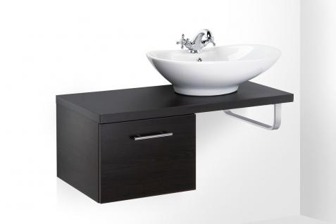 waschplatz f r waschbecken g ste wc aufsatzwaschbecken waschtisch badm bel santo kaufen bei. Black Bedroom Furniture Sets. Home Design Ideas