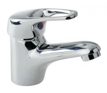 Waschplatz mit Waschbecken WB-Unterschrank Waschtisch Badmöbel + Armatur+Siphon - Vorschau 5